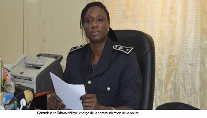 Portrait du commissaire Tabara Ndiaye, nouveau chef du bureau des relations publiques de la police nationale