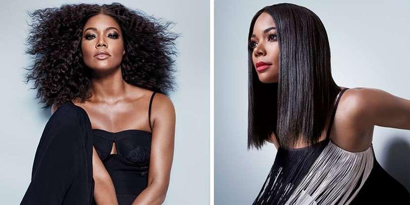 L'actrice Gabrielle Union lance sa propre ligne de soins capillaires: une marque de produits dédiée aux femmes noires !