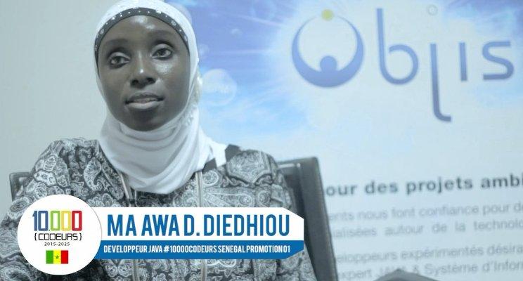 TIC – Nouveau logiciel destiné aux structures médicales : Ma Awa Diédhiou crée Aspa pour soulager les patients