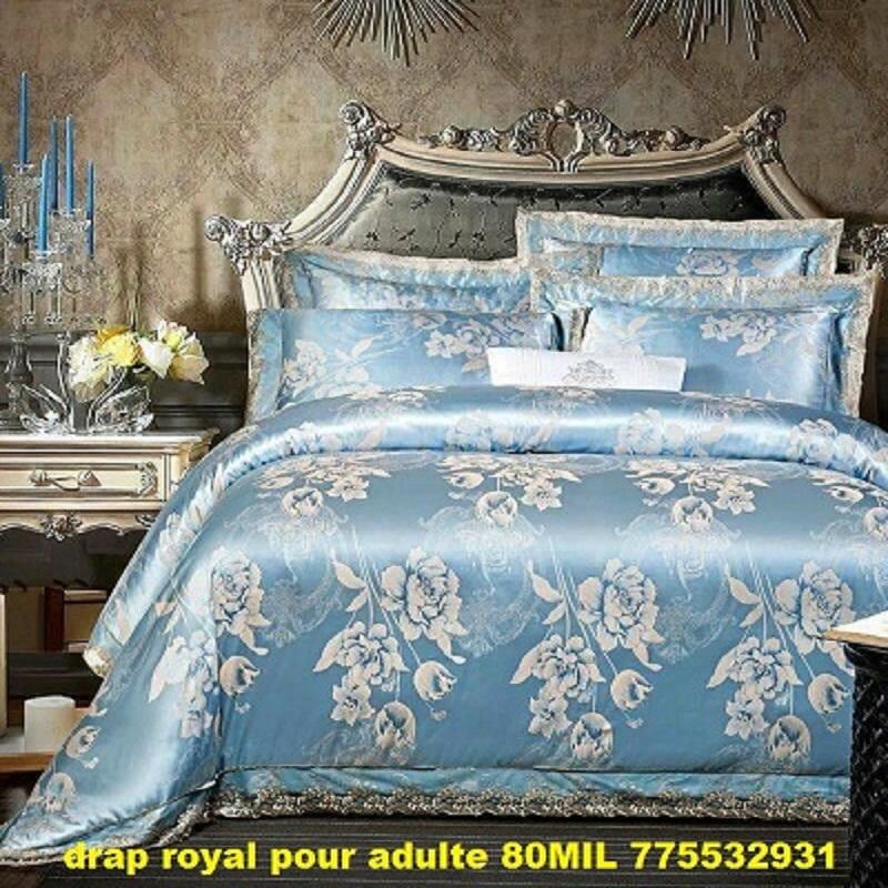 Draps de lit pour enfants & adultes