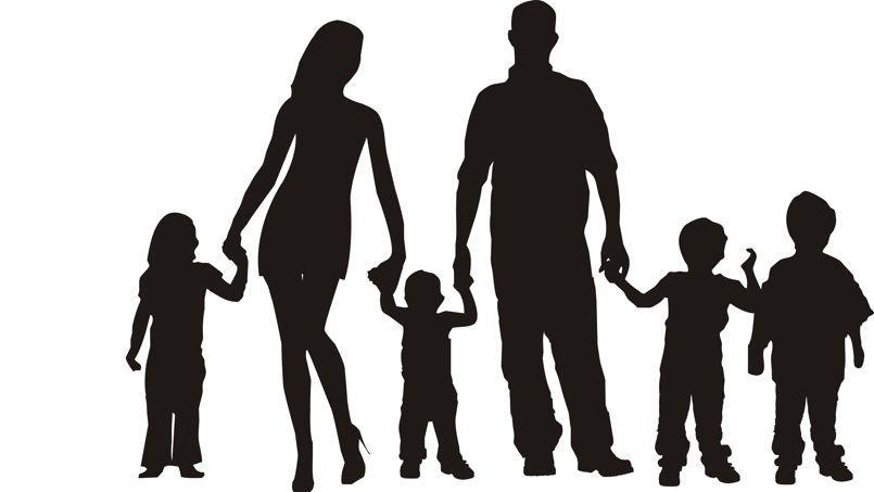 C'est prouvé, les mamans qui ont 4 enfants sont moins stressées que les autres