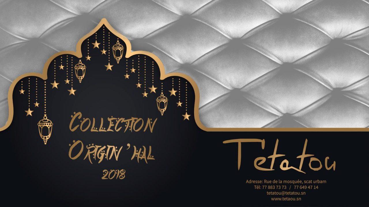 Collection Ramadan origin'hal by Tétatou