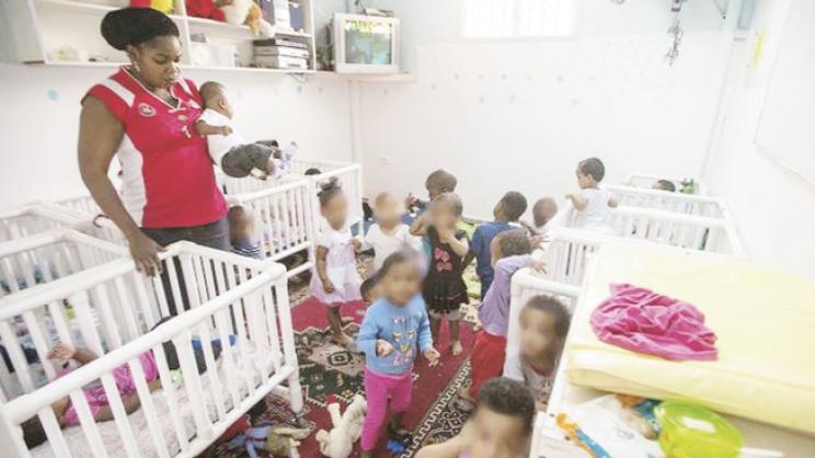 Création de crèches dans les zones reculées : Pour l'épanouissement de la mère et de l'enfant