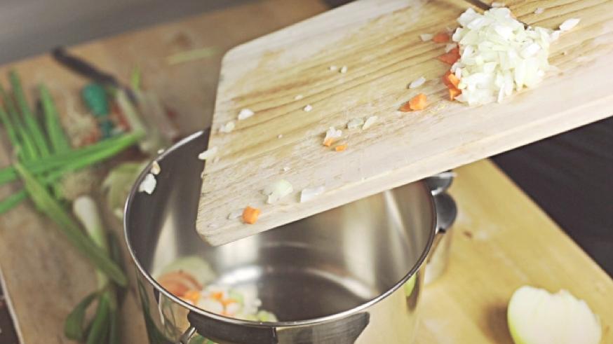 La mageirocophobie, c'est la peur d'avoir à cuisiner !