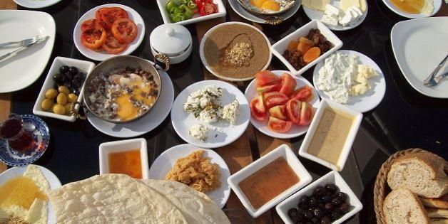 Comment manger sainement pendant le ramadan
