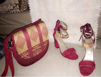 Admirez cette belle collection typiquement «made in Senegal» avec la marque «L'audacieuse»