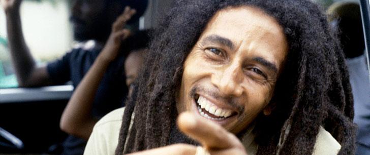 Bob Marley a eu 3 enfants en 4 semaines de 3 femmes différentes !