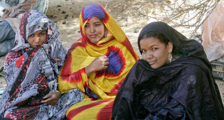 Le divorce : Ça se fête chez les femmes touarègues (Kel-tamasheq)