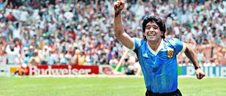 Il existe une religion au nom de Maradona !