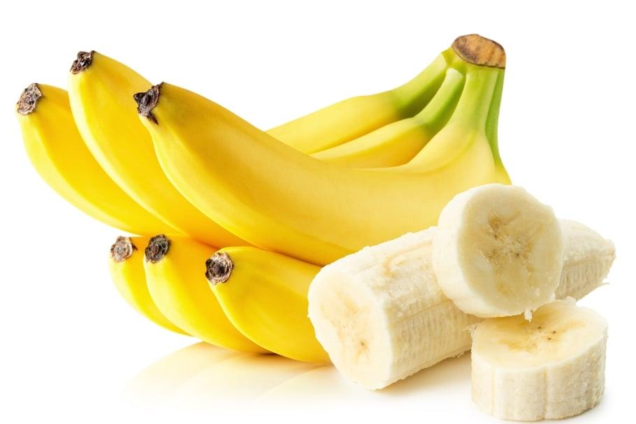 La banane, idéale pour un masque anti-rides