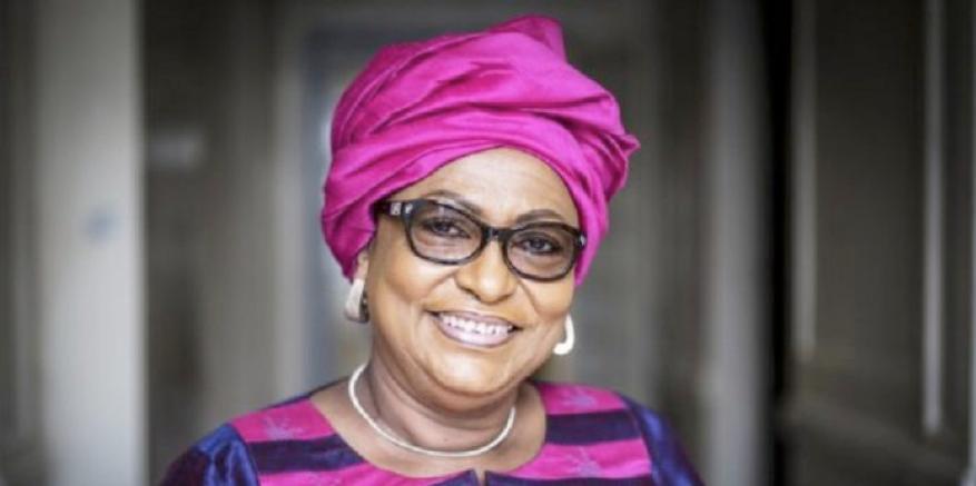 Soham El Wardini, première femme maire de Dakar