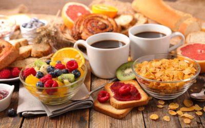 Des idées de petit-déjeuner aussi riches que variés