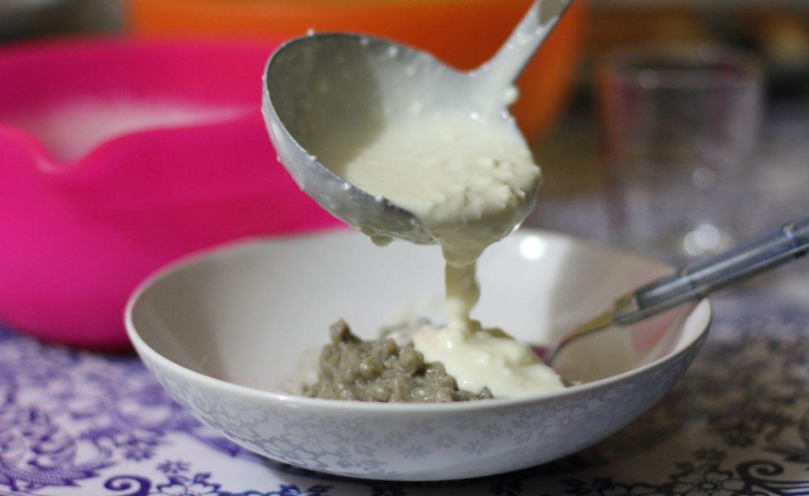 La recette parfaite du lait caillé maison - JIGGUEN